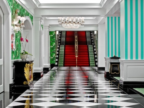 The Greenbrier  has to be seen to be believed.