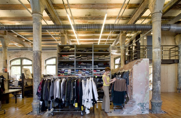 A Look Inside Urban Outfitters Headquarters | retail fix