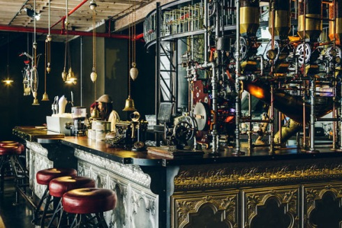 Awesome Steampunk Interior Design At Truth Cafe In South Africa  Bored Panda - Google Chrome 1072013 73514 AM