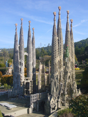 sagrada familia to be finished by 2026 retail fix. Black Bedroom Furniture Sets. Home Design Ideas