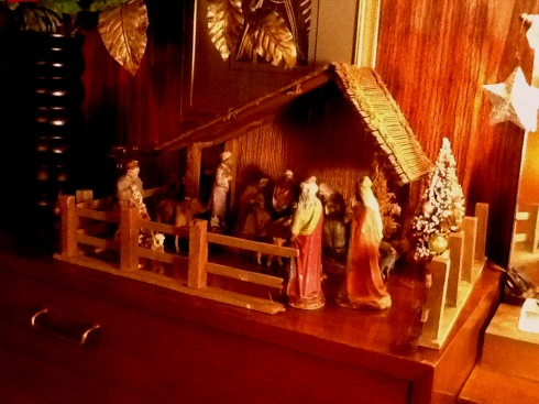 My heirloom Nativity