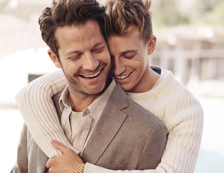 1-Nate Berkus And Boyfriend Star In Banana Republic's First Same-Sex Ads - Google Chrome 2252014 62548 PM