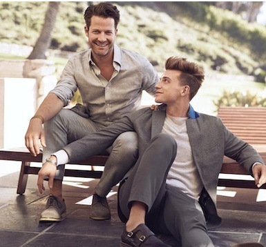 2-Nate Berkus And Boyfriend Star In Banana Republic's First Same-Sex Ads - Google Chrome 2252014 62618 PM